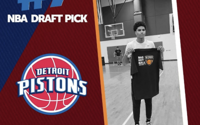 Killian Hayes Drafted 7th to the Detroit Pistons